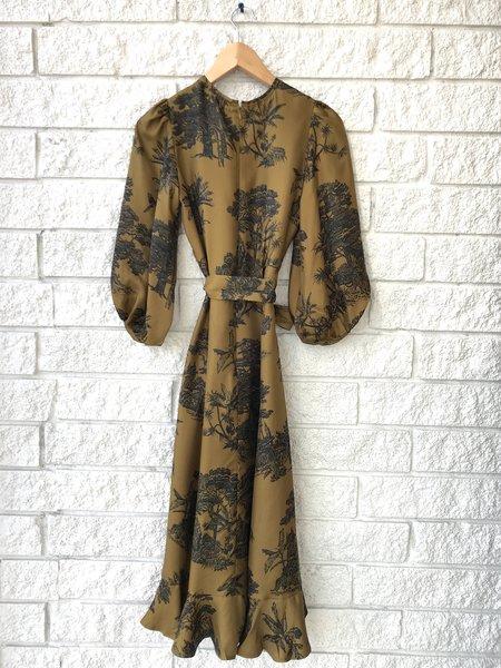 Soeur Goa Dress - Kaki