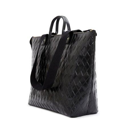 Clare V. Le Zip Sac - Black Diamond