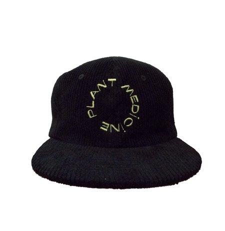 Studio A-OK Plant Medicine Hat - Black
