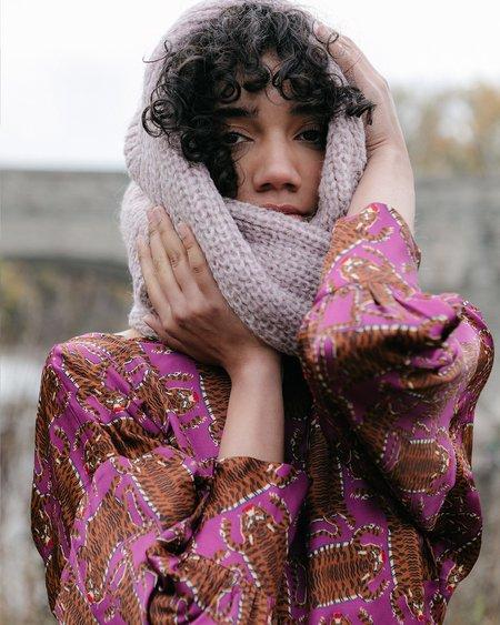 Rachel Comey Tempe Top - Purple Print