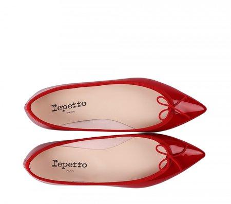 Repetto BRIGIT Ballet Flats - Red