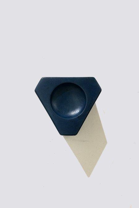 Concrete Cat Metra Bowl - Navy Blue