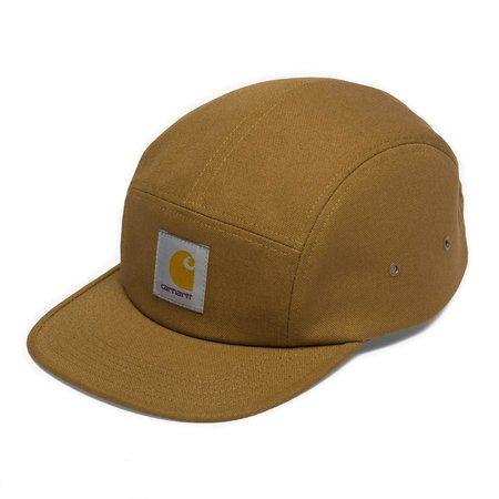 CARHARTT WIP BACKLEY CAP - HAMILTON BROWN