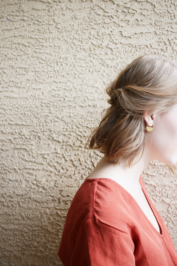 Sol Post Earrings
