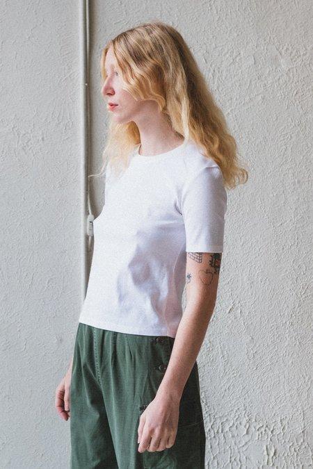 Shaina Mote Classic Tee - White