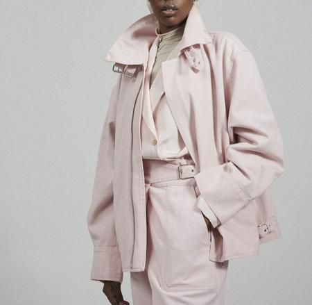 Rachel Comey Vigilant Coat - Pink