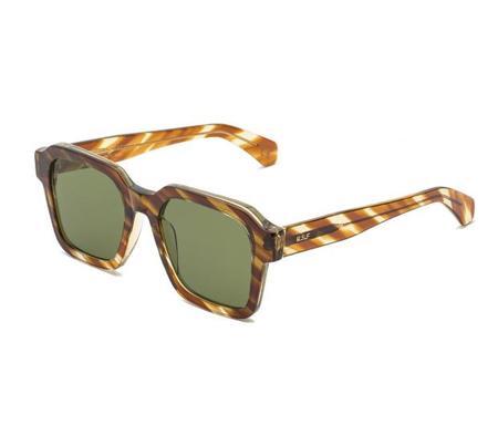 Unisex RetroSuperFuture VASTO Sunglasses - HAVANA RIGATA