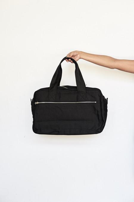 Porter Cotton/Nylon Boston Bag