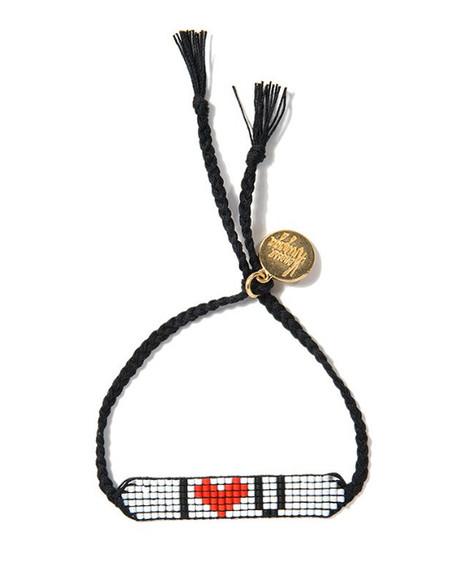 Venessa Arizaga I Love You Bracelet