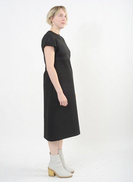 Meg Rain Drop Dress - Black