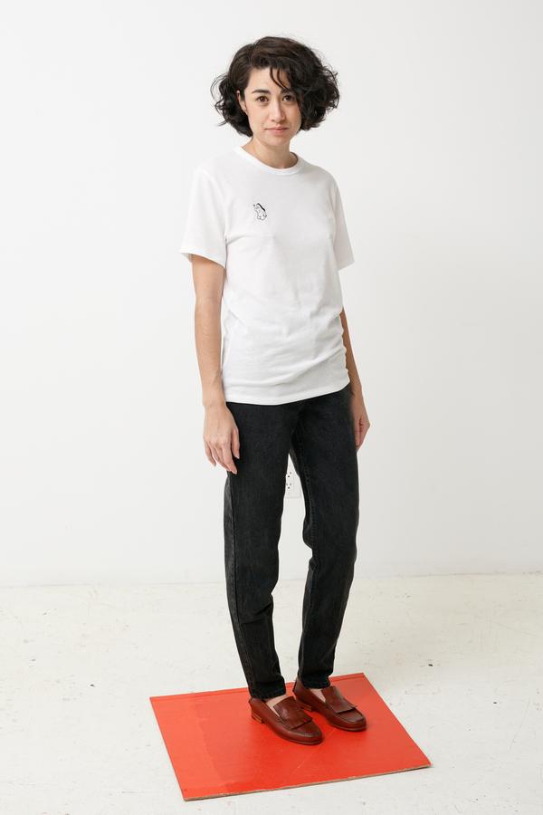 Camilla Engstrom Husa Hello Tshirt