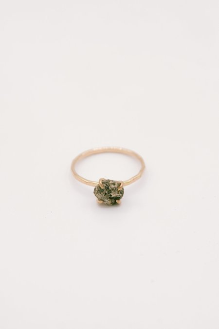 Jess Meany Stone 4 Ring - 14k gold-filled
