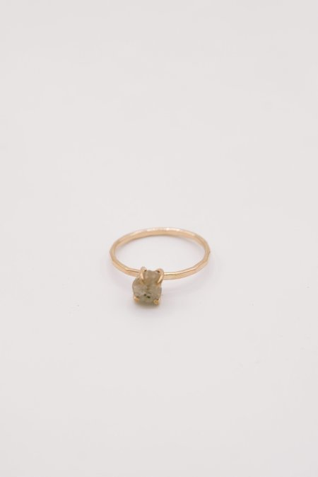 Jess Meany Stone 6 Ring - 14k gold-filled