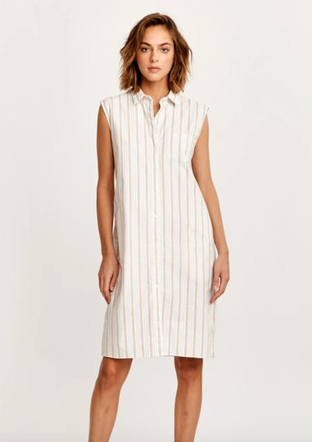Bellerose Grunge Shirt Dress