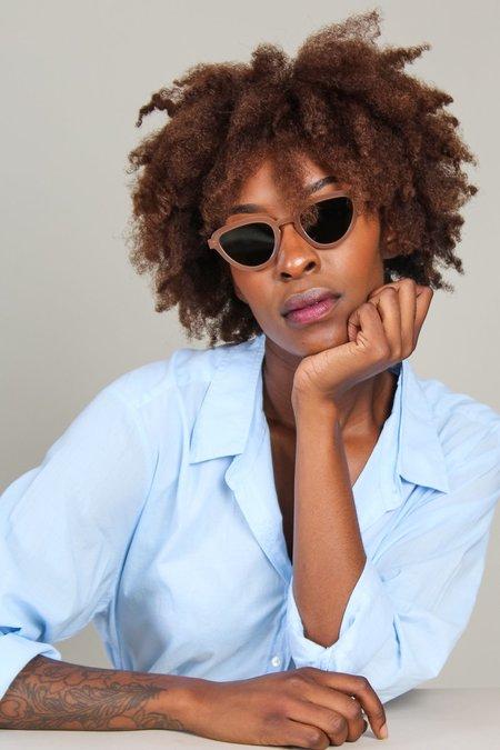Lowercase Opal Sunglasses - Tobacco