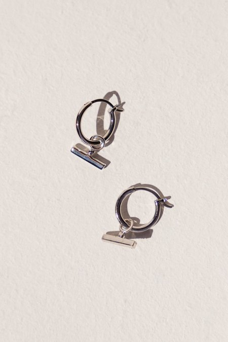 Flash Jewellery Chloe Sleeper Hoops