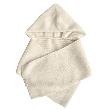 Kids Cataleya Lola Cashmere Scarf - Cream