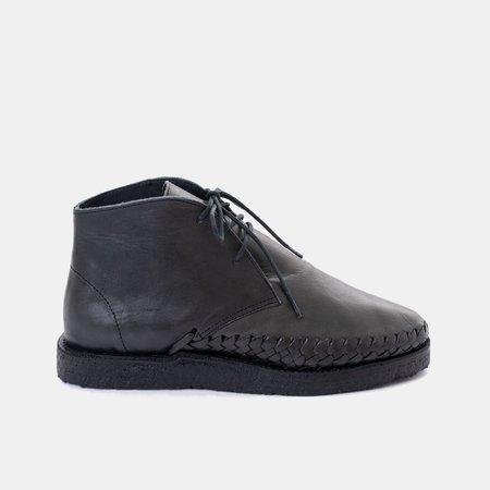 TheCanoShoe Gabriel Desert Boot - Black