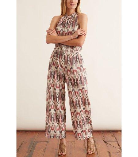 Apiece Apart Archer Jumpsuit - Bali Ikat