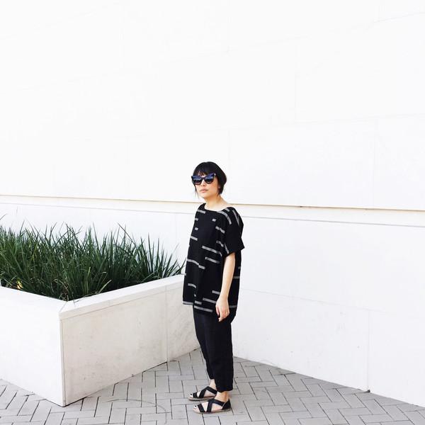 Uzi NYC Rose Kimono