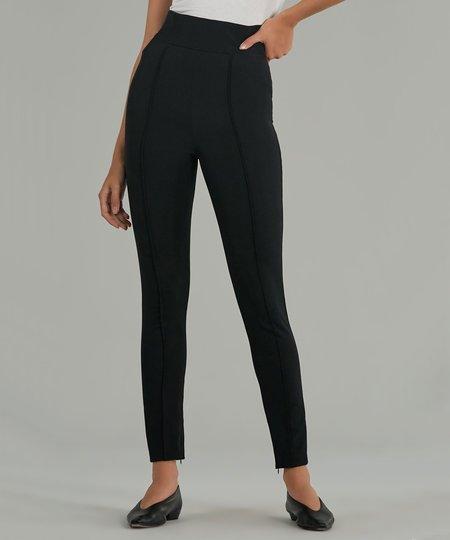ATM High Waisted Stretch Pant - Black