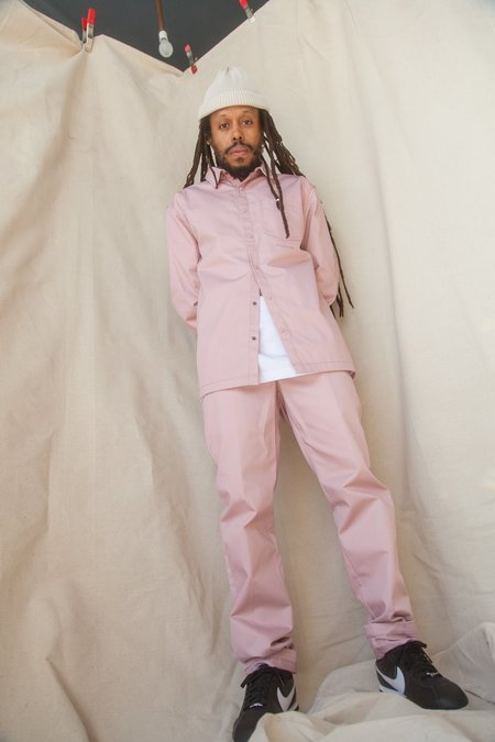 M.C.Overalls Polycotton Work Trouser - Dusty Pink