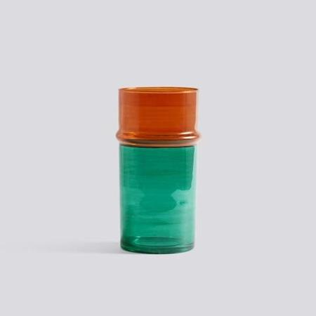 Hay Large Moroccan Vase - Green