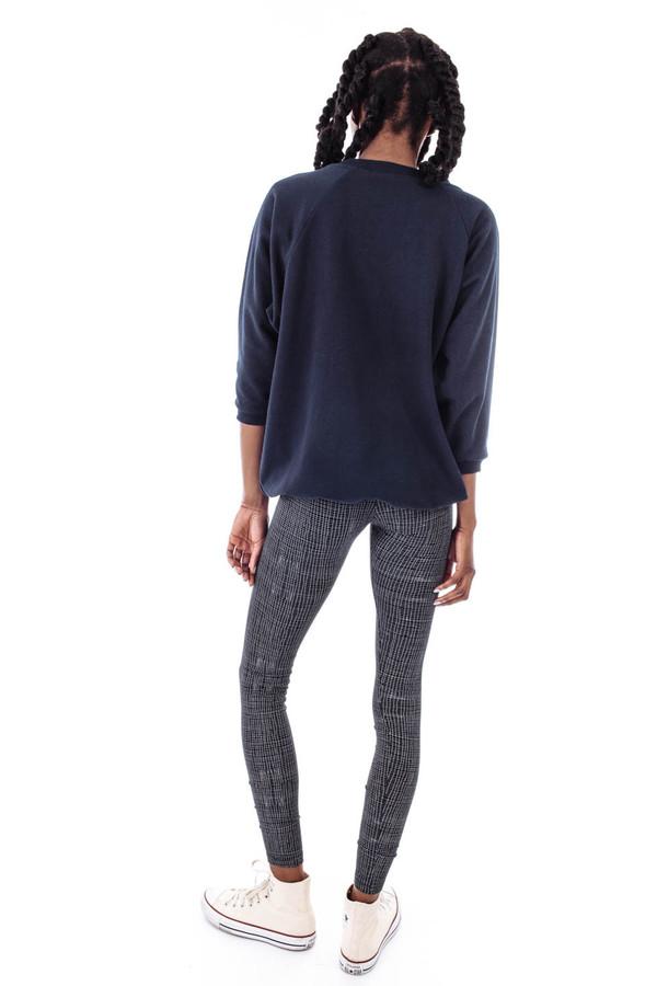 Sightline Sky Sweater (Navy Blue)