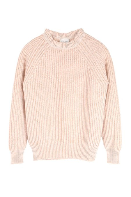 Forte Forte Ribbed Mouline Sweater - Naturale