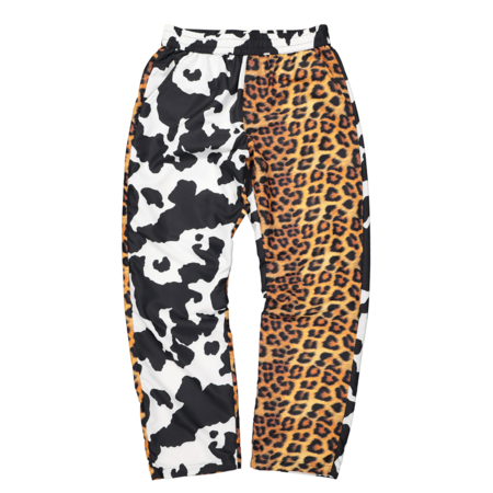 Chinatown Market Animal All Over Print Pant - Multi