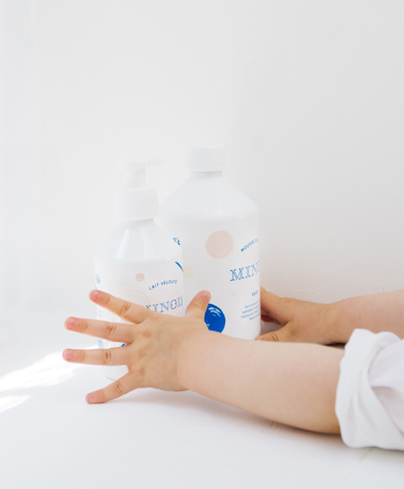 Minois Paris Bubble Bath & Soothing Milk Set