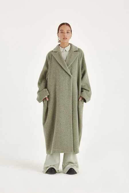 Harris Tapper Agnes Coat - Olive