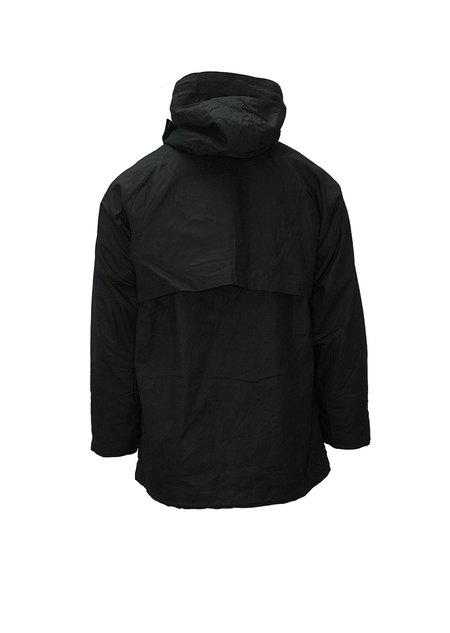 A Vontade Hooded Field Jacket - Black