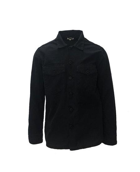 Hartford Jame shirt - Dark Navy