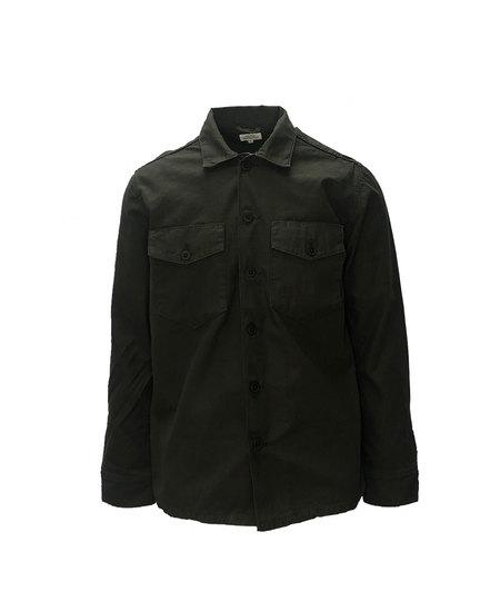 Hartford Jame shirt - Army Green