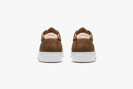 Uniform standard Series 1 shoes - Tobacco Suede