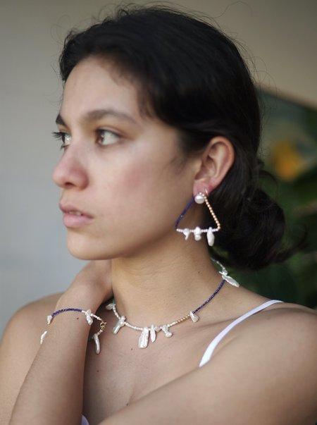Lucy Folk Catacombs Earrings