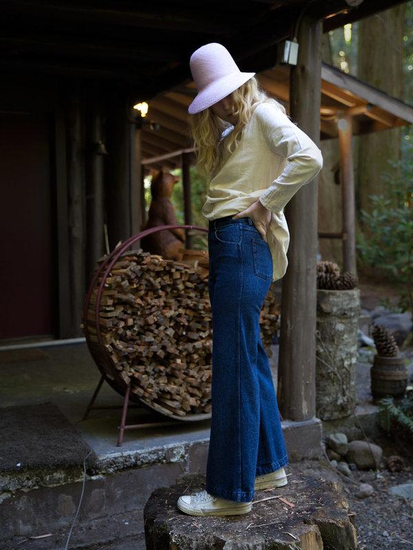 Carleen Nellie Wide Leg Jeans