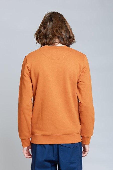 ANT/BODIES Logo Crewneck - Roasted Orange