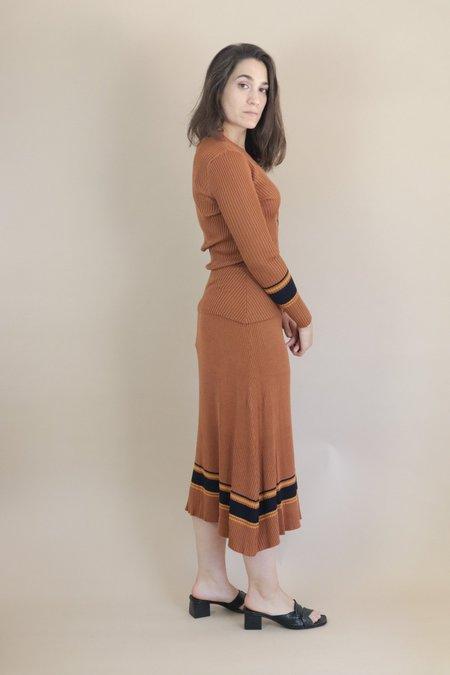 Just Female Vindis Skirt - Pumpkin Spice