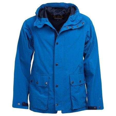 Barbour Renlow Casual Jacket - Aqua