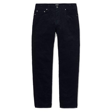 CARHARTT WIP Klondike Corduroy Pant  - Black