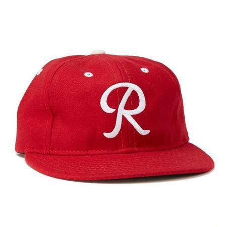 Vintage Ebbets Field Seattle Rainiers 1955 Ballcap