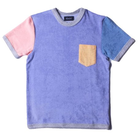 HOWLIN' Cosmic Disko T Shirt - Light Violet