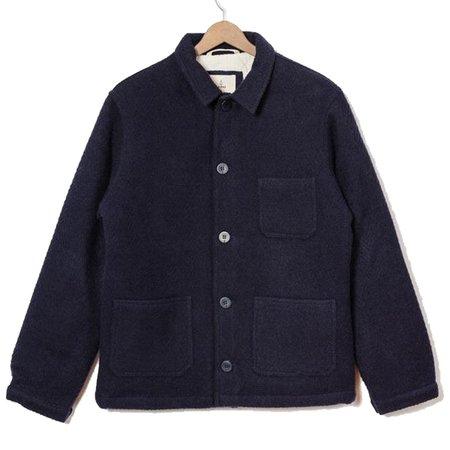 La Paz BAPTISTA Wool Jacket - Dark Navy