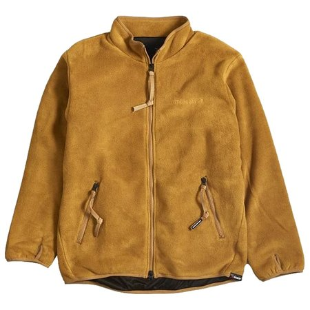 Manastash Polar 200 Fleece Jacket - Mustard