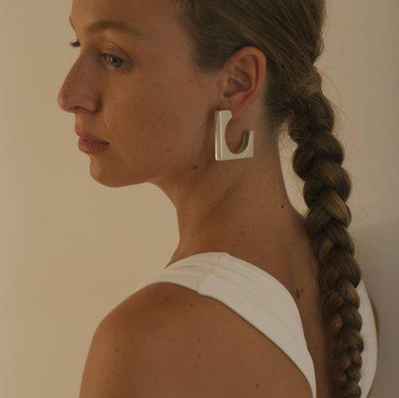 AGMES Large Isa Earrings