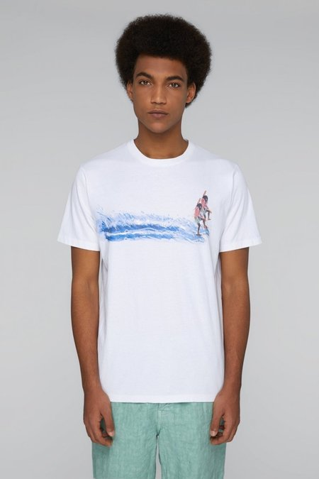 PRESIDENT'S Short Sleeve P'S Jersey Mirage Surfer T Shirt