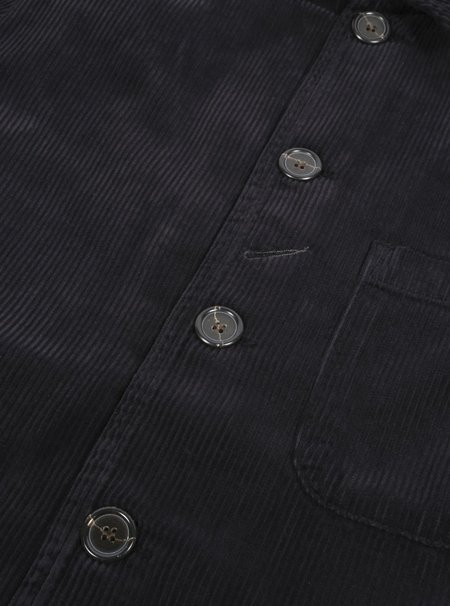 Universal Works Cord Bakers Jacket - Midnight