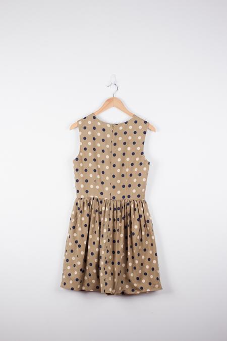 Whit Fern Dress